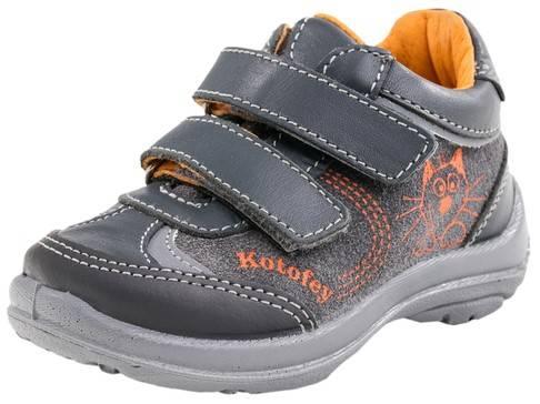 9cce57d79 Детские ботинки Котофей ясельно-малодетские натуральная кожа 152122 ...